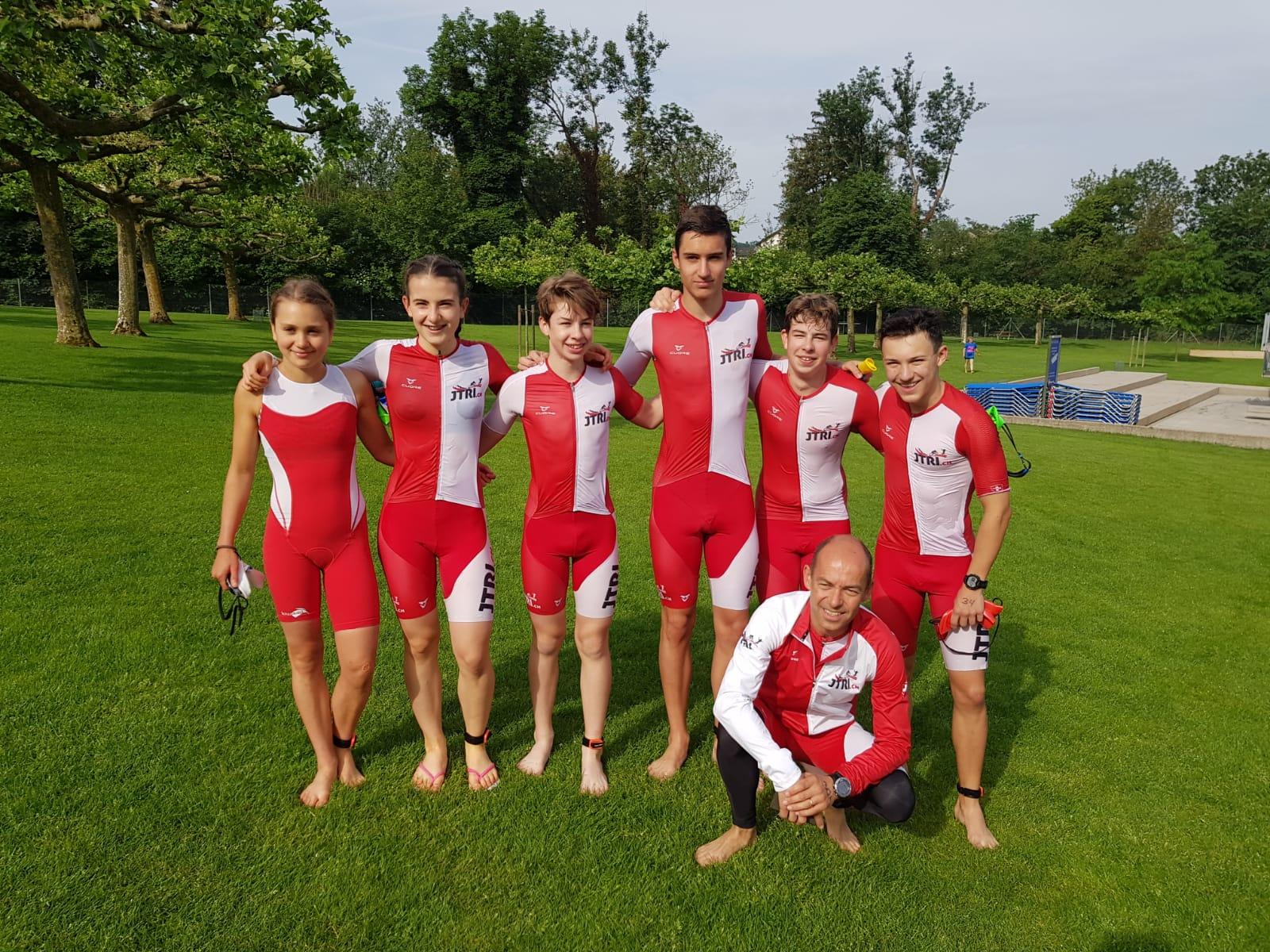 Triathlon in Frauenfeld 2018