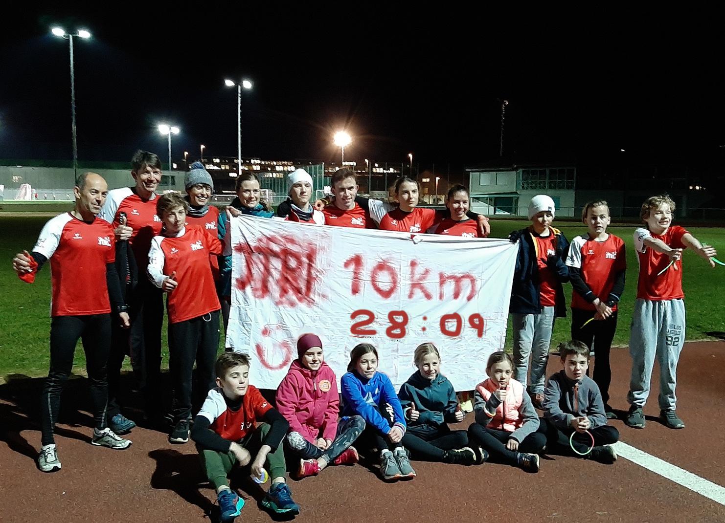 10k Challenge Kids/Jugend