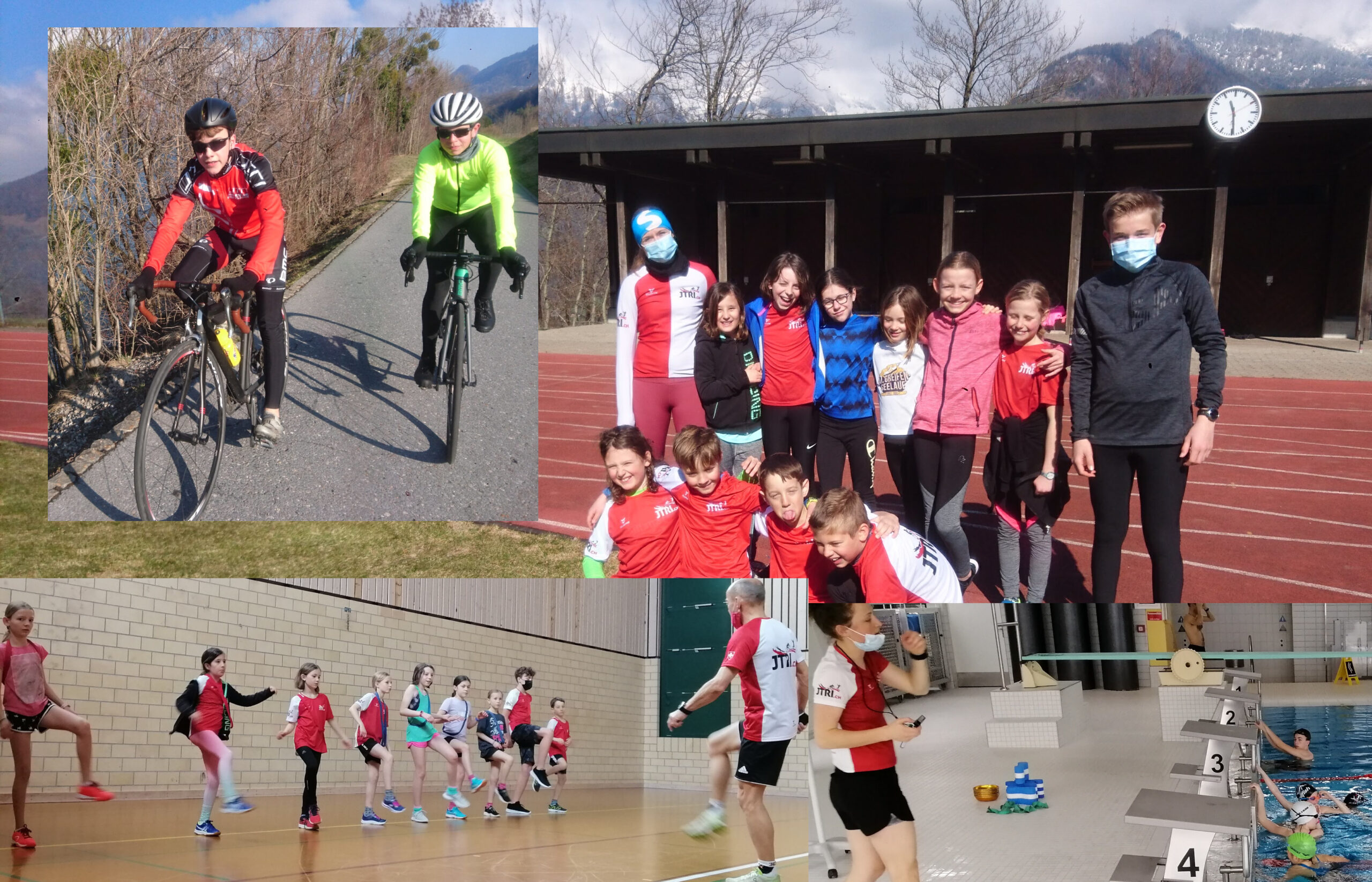 JTRI Kids/Jugend Trainingsweekend, Kerenzerberg