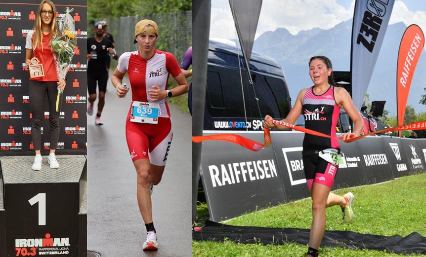Wettkampfberichte: 70.3 Rappi, Uri Tri, Schaffhauser Tri und Europacup Izvorani